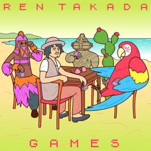 高田漣 / GAMES